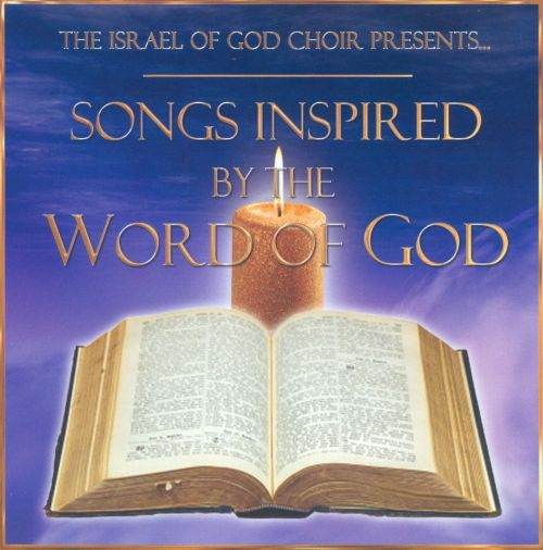 Songs Inspired By the Word of God, Vol. 1