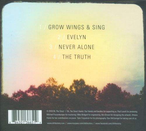 Grow Wings and Sing