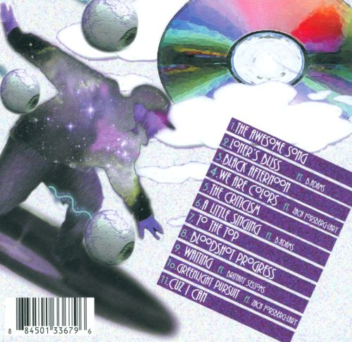 The  Awesome CD