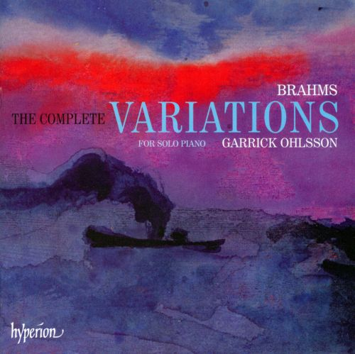 Brahms: The Complete Variations for Solo Piano
