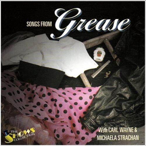 Songs from Grease [Hallmark]