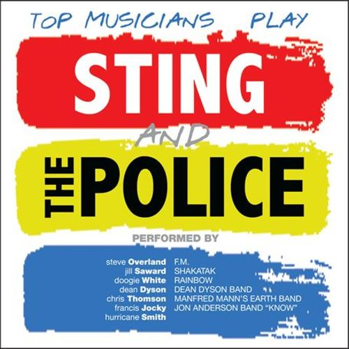 Top Musicians Play Sting and the Police