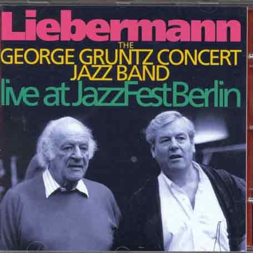Liebermann Live at Jazzfestberlin: Symphony for Jazz Ensemble
