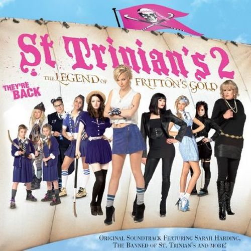 St trinian's 2: the legend of fritton's gold original soundtrack.