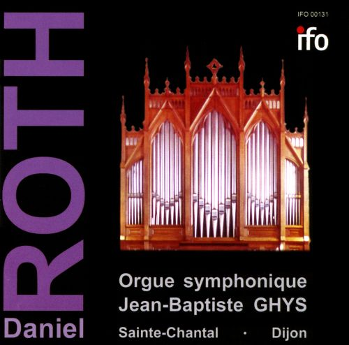 Orgue symphonique