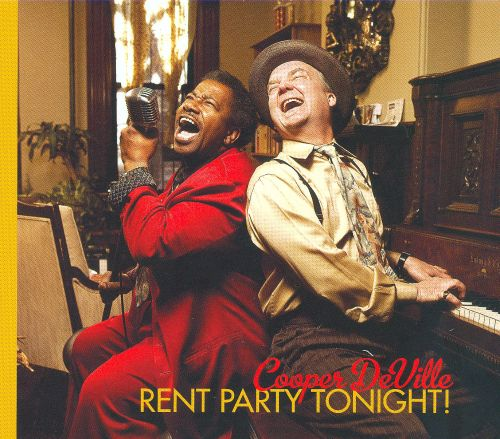 Rent Party Tonight!