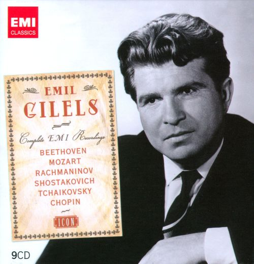 Icon: Emil Gilels - Complete EMI Recordings