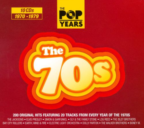 The Pop Years: The 70s - Various Artists | Songs, Reviews ...