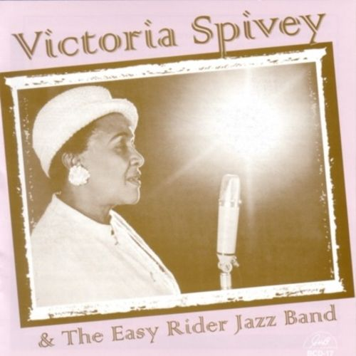 Victoria Spivey & the Easy Riders Jazz Band