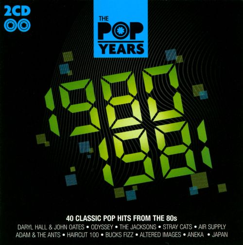The Pop Years: 1980-1981