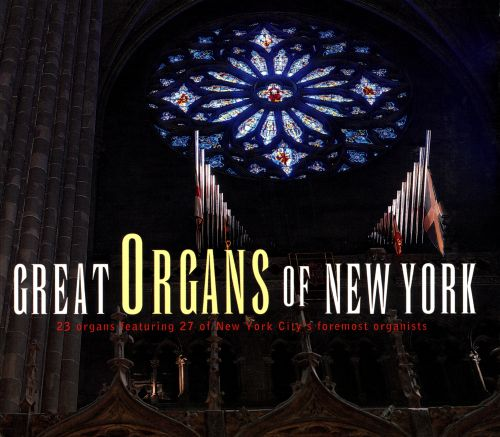 Great Organs of New York