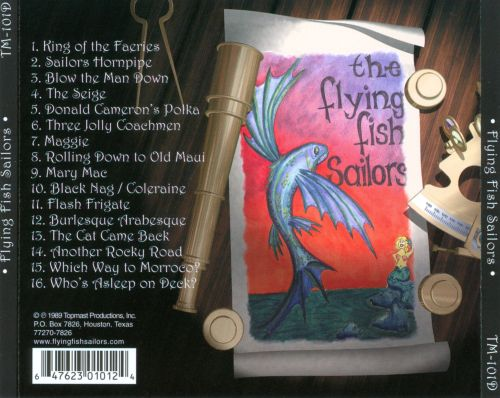 The Flying Fish Sailors