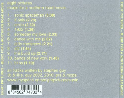 Music For A Northern Road Movie...