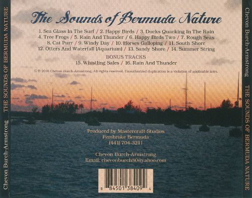The Sounds of Bermuda Nature
