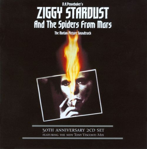 David Bowie The Rise And Fall Of Ziggy Stardust Full Album Zip