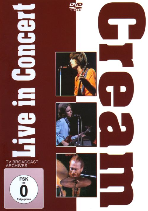 Sunshine of Your Love: Live in Concert [DVD]
