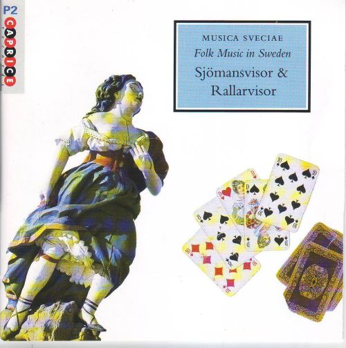Musica Sveciae: Folk Music in Sweden, Vol. 15 - Songs of Sailors & Navies