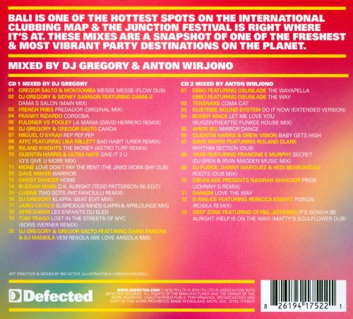 Defected in the House: Bali '10