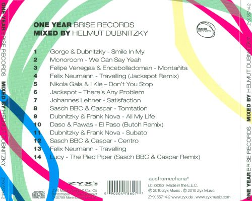 One Year Brise Records