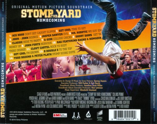 stomp the yard summary