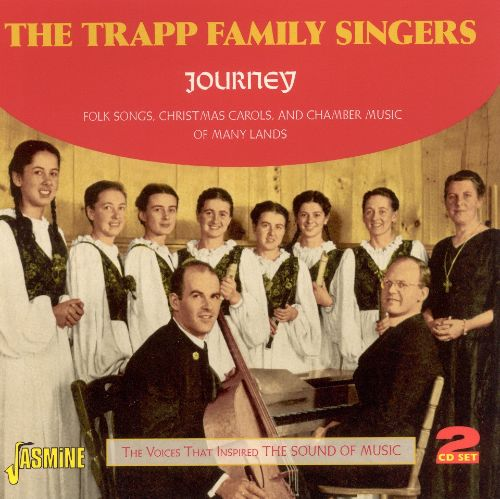 Journey – Folk Songs, Christmas Carols and Chamber Music of Many Lands