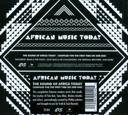 African Music Today
