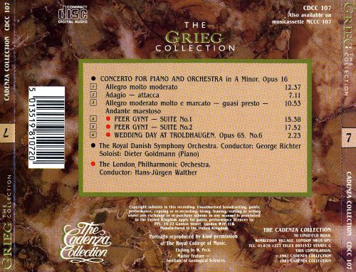 The Grieg Collection
