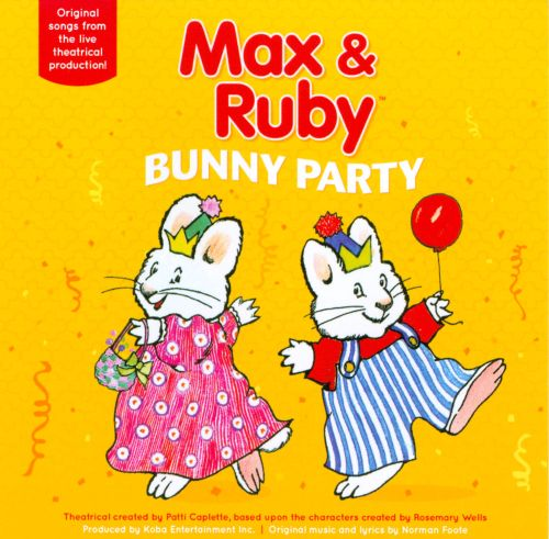 bunny party max and ruby songs reviews credits allmusic