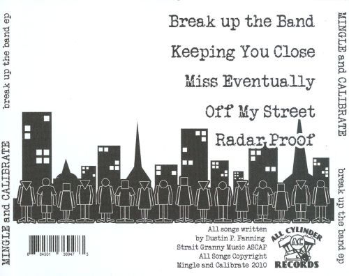 Break Up The Band EP