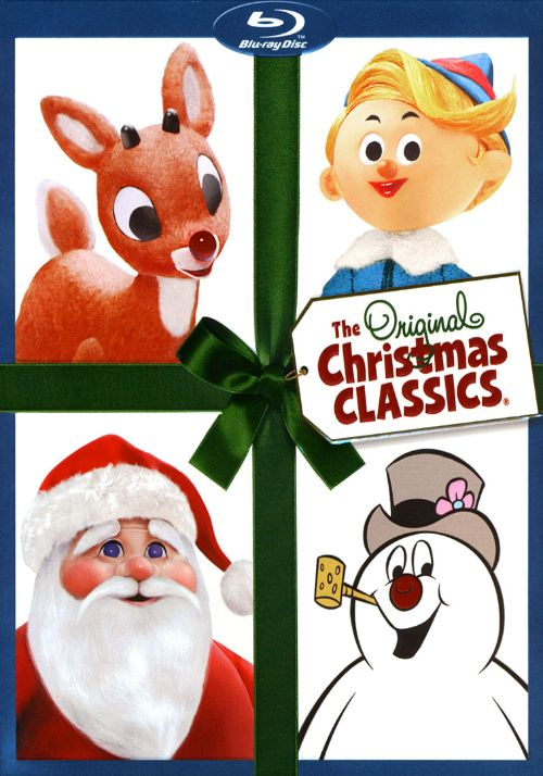 the original christmas classics universal cddvd - Christmas Classics Dvd