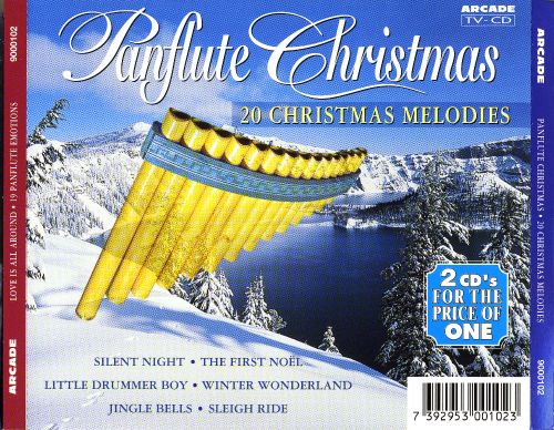 Love Is All Around: 19 Panflute Emotions/Panflute Christmas: 20 Christmas Melodies