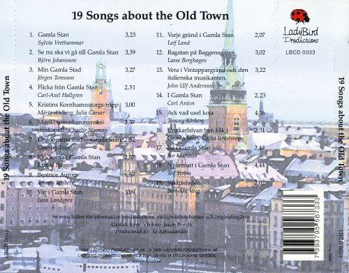 19 Songs About the Old Town
