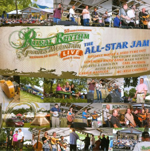 The All-Star Jam: Live at Graves Mountain