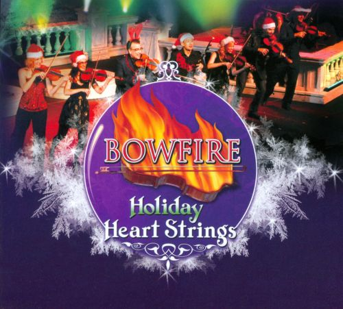 Holiday Heart Strings