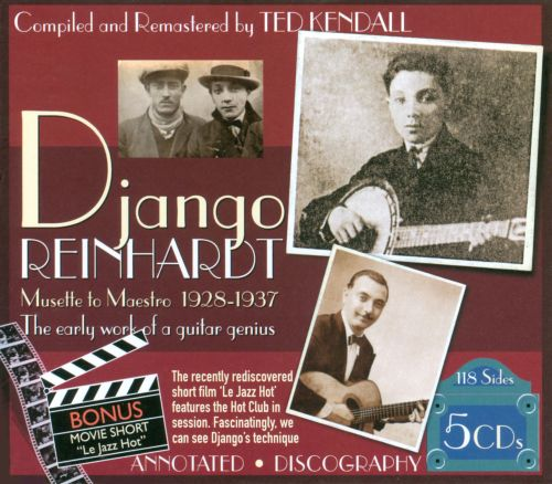 Musette To Maestro 1928-1937: The Early Work of a Guitar Genius