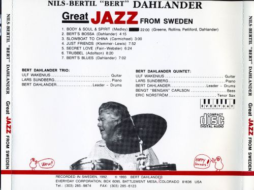 Great Jazz from Sweden