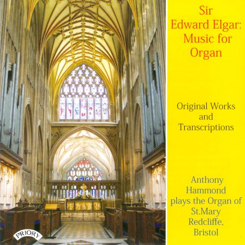 Elgar: Music for Organ