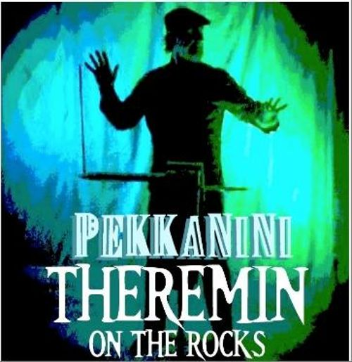 Theremin on the Rocks