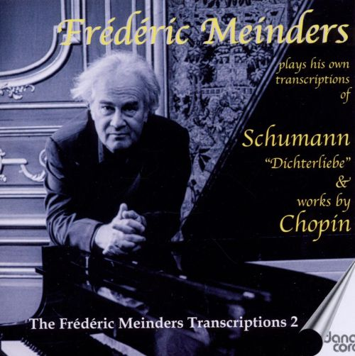Frédéric Meinders Plays His Own Transcriptions of Schumann & Chopin