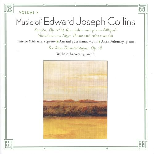 Music of Edward Joseph Collins, Vol. 10