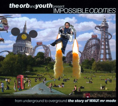 Impossible Oddities From Underground to Overground: The Story of Wau! Mr. Modo
