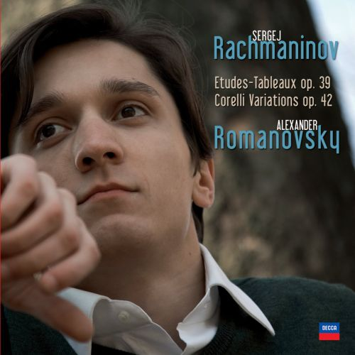 Rachmaninov: Etudes Tableaux Op. 33; Variations on a Theme of Corelli Op. 42