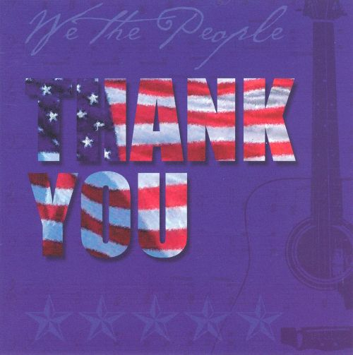 We The People Thank You