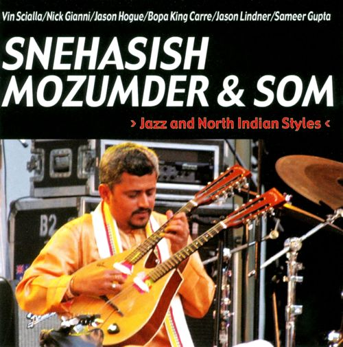 Free Jazz and North Indian Fusion