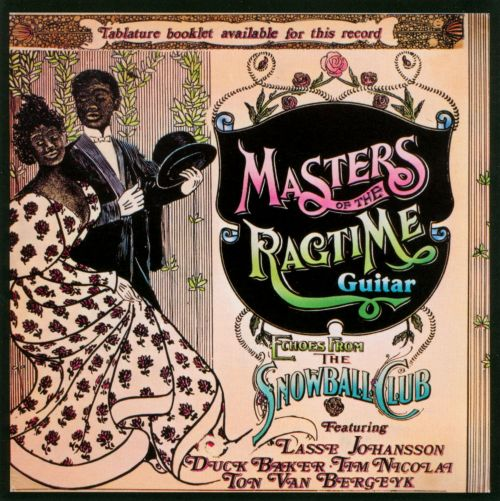 Masters of the Ragtime Guitar