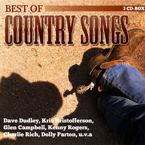 Best Of Country Songs - Various Artists