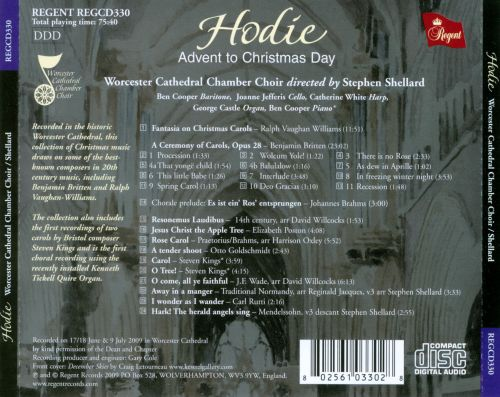 Hodie: Advent to Christmas