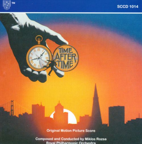 Time After Time, film score