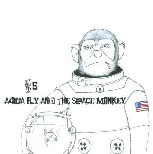 Aqua Fly and the Space Monkey