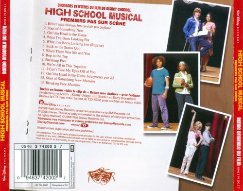 High School Musical: French Version